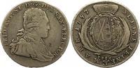 1/3 Taler 1797 Sachsen-Albertinische Linie Friedrich August III. 1763-1... 38,00 EUR  zzgl. 4,00 EUR Versand