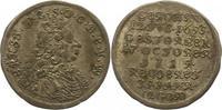 Doppelgroschen 1715 Sachsen-Hildburghausen Ernst 1680-1715. Sehr schön  75,00 EUR  zzgl. 4,00 EUR Versand