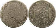 30 Kreuzer 1735  FB Württemberg Carl Alexander 1733-1737. Fast sehr sch... 42,00 EUR  zzgl. 4,00 EUR Versand