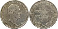 1/6 Sterbetaler 1854 Sachsen-Albertinische Linie Friedrich August II. 1... 18,00 EUR  zzgl. 4,00 EUR Versand