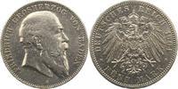 5 Mark 1904  G Baden Friedrich I. 1856-1907. Berieben, sehr schön  45,00 EUR  zzgl. 4,00 EUR Versand