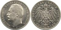 3 Mark 1908  G Baden Friedrich II. 1907-1918. Berieben, sehr schön  17,00 EUR  zzgl. 4,00 EUR Versand