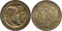 3 Mark 1911 Württemberg Wilhelm II. 1891-1918. Schöne Patina. Fast vorz... 45,00 EUR  zzgl. 4,00 EUR Versand