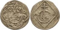 Pfennig zu 1/84 Taler 1572 Regensburg-Stadt  Sehr schön  35,00 EUR  zzgl. 4,00 EUR Versand