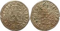 2 Kreuzer zu 1/2 Batzen 1623 Regensburg-Stadt  Winz. Schrötlingsfehler,... 24,00 EUR  zzgl. 4,00 EUR Versand