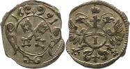 Kreuzer 1641 Regensburg-Stadt  Schrötlingsfehler, vorzüglich  45,00 EUR  zzgl. 4,00 EUR Versand