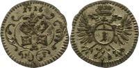 Kreuzer 1716 Regensburg-Stadt  Vorzüglich  45,00 EUR  zzgl. 4,00 EUR Versand