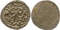 Einseitiger Pfennig 1727 Regensburg-Stadt  Vorzüglich +  22,00 EUR  zzgl. 4,00 EUR Versand