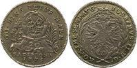 20 Kreuzer 1775  B Regensburg-Stadt  Sehr schön +  75,00 EUR  zzgl. 4,00 EUR Versand