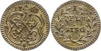 Pfennig 1763 Regensburg-Stadt  Vorzüglich - Stempelglanz  30,00 EUR  zzgl. 4,00 EUR Versand