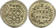 Pfennig 1765 Regensburg-Stadt  Vorzüglich - Stempelglanz  25,00 EUR  zzgl. 4,00 EUR Versand