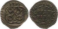 Pfennig 1783 Regensburg-Stadt  Vorzüglich +  24,00 EUR  zzgl. 4,00 EUR Versand