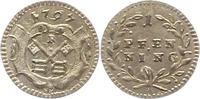 Pfennig 1797 Regensburg-Stadt  Selten. Vorzüglich +  32,00 EUR  zzgl. 4,00 EUR Versand