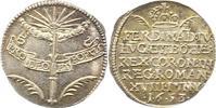Silberabschlag von den Stempeln des 1/2  1653 Regensburg-Stadt  Vorzügl... 125,00 EUR  zzgl. 4,00 EUR Versand