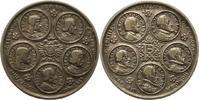Silbergussmedaille 1594 Regensburg-Stadt  Fast sehr schön  145,00 EUR  zzgl. 4,00 EUR Versand