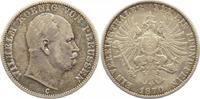 Taler 1870  C Brandenburg-Preußen Wilhelm I. 1861-1888. Sehr schön -  84,00 EUR  zzgl. 4,00 EUR Versand