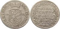 20 Kreuzer 1724  IH Jülich-Berg Karl Philipp 1716-1742. Sehr schön  55,00 EUR  zzgl. 4,00 EUR Versand