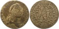 Ausbeutetaler 1783 Sachsen-Albertinische Linie Friedrich August III. 17... 225,00 EUR  zzgl. 4,00 EUR Versand