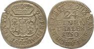 1/24 Taler 1750 Sachsen-Albertinische Linie Friedrich August II. 1733-1... 12,00 EUR  zzgl. 4,00 EUR Versand