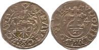 1/2 Batzen 1594 Waldeck Franz, Wilhelm Ernst, Christian und Volrad 1588... 38,00 EUR  zzgl. 4,00 EUR Versand