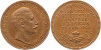 Bronzemedaille 1892 Brandenburg-Preußen Wilhelm II. 1888-1918. Vorzügli... 16,00 EUR  zzgl. 4,00 EUR Versand