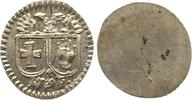 Einseitiger Pfennig 1798 Hall in Schwaben  Stempelfehler, vorzüglich +  40,00 EUR  zzgl. 4,00 EUR Versand