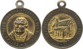 Bronzemedaille 1883 Erfurt-Stadt  Teilvergoldet, sehr schön  36,00 EUR  zzgl. 4,00 EUR Versand