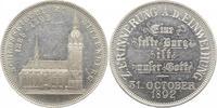 1892 Sachsen-Wittenberg, Stadt  Vorzüglich +  36,00 EUR  zzgl. 4,00 EUR Versand