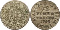 1/12 Taler 1764 Sachsen-Albertinische Linie Friedrich August III. 1763-... 20,00 EUR  zzgl. 4,00 EUR Versand