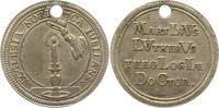 Silberabschlag von den Stempeln des Duka 1717 Nürnberg-Stadt  Gelocht, ... 30,00 EUR  zzgl. 4,00 EUR Versand