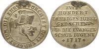 Silberabschlag von den Stempeln des Duka 1717 Augsburg-Stadt  Henkelspu... 12,00 EUR  zzgl. 4,00 EUR Versand