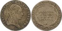 Kleine Silbermedaille 1804 Haus Habsburg Franz II.(I.) 1792-1835. Sehr ... 22,00 EUR  zzgl. 4,00 EUR Versand