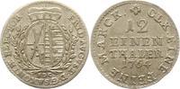 1/12 Taler 1764 Sachsen-Albertinische Linie Friedrich August III. 1763-... 22,00 EUR  zzgl. 4,00 EUR Versand
