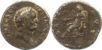Denar  69-79 n. Chr. Kaiserzeit Vespasian 69-79. Schön - sehr schön  30,00 EUR  zzgl. 4,00 EUR Versand