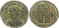 AE 337 - 340 n. Chr. Kaiserzeit Constantinus II. 337 - 340. Fundbelag, ... 22,00 EUR  zzgl. 4,00 EUR Versand