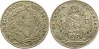 20 Kreuzer 1782 Bayern Karl Theodor 1777-1799. Sehr schön - vorzüglich  28,00 EUR  zzgl. 4,00 EUR Versand