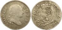 6 Kreuzer 1805 Bayern Maximilian IV. Joseph 1799-1805. Fast sehr schön ... 65,00 EUR  zzgl. 4,00 EUR Versand