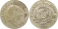 6 Kreuzer 1812 Bayern Maximilian I. Joseph 1806-1825. Fast sehr schön  5,00 EUR  zzgl. 4,00 EUR Versand