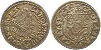 3 Kreuzer 1612 Schlesien-Münsterberg-Öls Karl II. 1587-1617. Schöne Pat... 45,00 EUR  zzgl. 4,00 EUR Versand