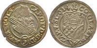 3 Kreuzer 1614 Schlesien-Münsterberg-Öls Karl II. 1587-1617. Schöne Pat... 65,00 EUR  zzgl. 4,00 EUR Versand