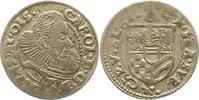 3 Kreuzer 1612 Schlesien-Münsterberg-Öls Karl II. 1587-1617. Leichte Pr... 20,00 EUR  zzgl. 4,00 EUR Versand