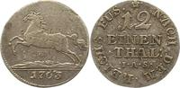 1/12 Taler 1763 Braunschweig-Calenberg-Hannover Georg III. 1760-1820. W... 10,00 EUR  zzgl. 4,00 EUR Versand