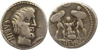 Republik Denar L. Titurius 88 v. Chr..
