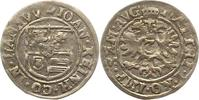 3 Kreuzer 1599-1625 Hanau-Lichtenberg Johann Reinhard I. 1599-1625. Seh... 24,00 EUR  zzgl. 4,00 EUR Versand