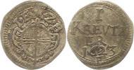 Kreuzer 1623 Brandenburg-Ansbach Joachim Ernst 1603-1625. Sehr schön  /... 30,00 EUR  zzgl. 4,00 EUR Versand