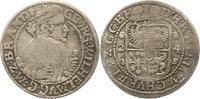 1/4 Taler 1624 Brandenburg-Preußen Georg Wilhelm 1619-1640. Sehr schön  65,00 EUR  zzgl. 4,00 EUR Versand