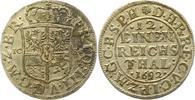 1/12 Taler 1692 Brandenburg-Preußen Friedrich III. 1688-1701. Vorzüglic... 95,00 EUR  zzgl. 4,00 EUR Versand