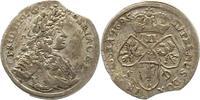 3 Gröscher 1 1695  SD Brandenburg-Preußen Friedrich III. 1688-1701. Zai... 32,00 EUR  zzgl. 4,00 EUR Versand