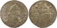 1/12 Taler 1752  C Brandenburg-Preußen Friedrich II. 1740-1786. Prägesc... 24,00 EUR  zzgl. 4,00 EUR Versand