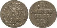 Mariengroschen 1753  D Brandenburg-Preußen Friedrich II. 1740-1786. Seh... 65,00 EUR  zzgl. 4,00 EUR Versand